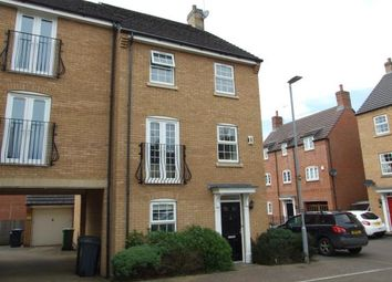Thumbnail 4 bed end terrace house for sale in Lady Jane Walk, Scraptoft, Leicester, Leicestershire