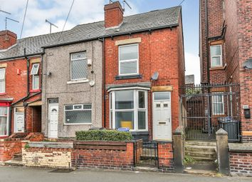 Thumbnail 3 bed end terrace house for sale in Edmund Road, Sheffield