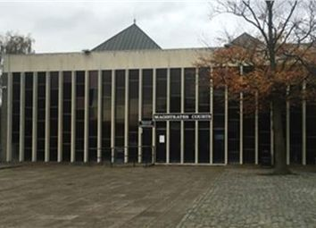 Thumbnail Office for sale in Chorley Magistrates Court, St. Thomas's Road, Chorley, Lancashire