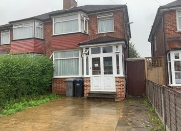 Thumbnail 3 bed terraced house to rent in Girton Avenue, Colindale