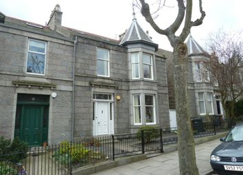 Thumbnail 4 bed terraced house to rent in Grosvenor Place, Aberdeen