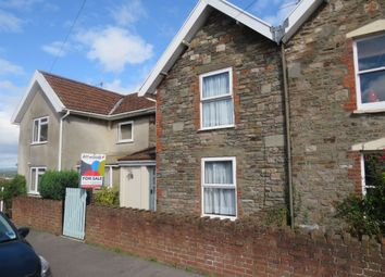 Thumbnail 2 bed terraced house for sale in Lodge Road, Kingswood, Bristol
