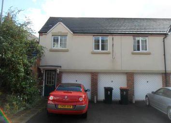 Thumbnail 2 bed flat to rent in Buccaneer Close, St. Brides Wentlooge, Newport