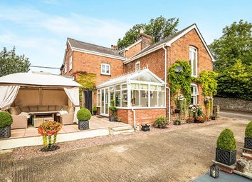 Thumbnail 3 bed semi-detached house for sale in Racecourse Road, Oswestry, Shropshire
