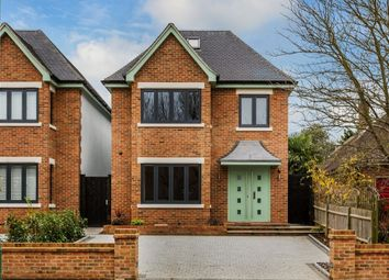 Thumbnail 4 bed detached house for sale in Upland Road, South Sutton