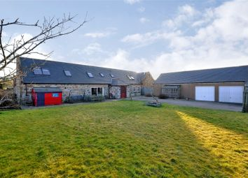 Thumbnail 4 bedroom terraced house for sale in Blackberry Cottage, Whitehouse, Alford, Aberdeenshire
