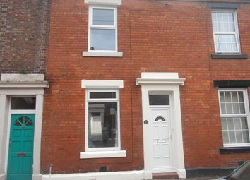 Thumbnail 2 bed terraced house to rent in Sheffield Street, Carlisle