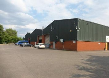 Thumbnail Light industrial to let in Racecourse Road Industrial Estate, Racecourse Road, Wolverhampton