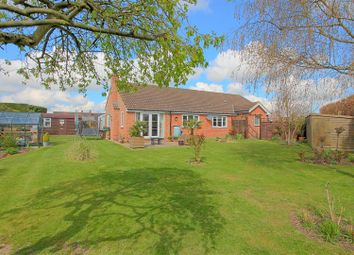 Thumbnail 5 bed detached bungalow for sale in Little Henleys, Hunsdon, Ware