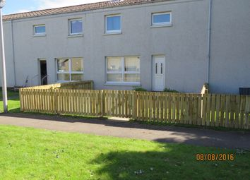Thumbnail 3 bed terraced house to rent in Hillview Road, Auchenblae, Laurencekirk