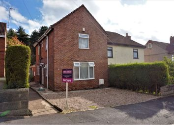 Thumbnail 3 bed semi-detached house for sale in Sherwood Avenue, Blidworth