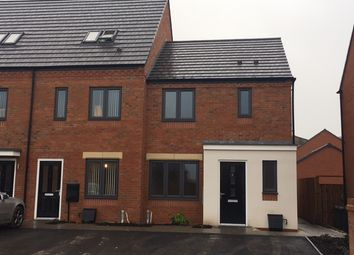 Thumbnail 3 bedroom terraced house to rent in Detling Drive, Wolverhampton
