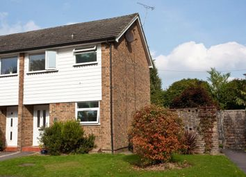 Thumbnail 2 bed end terrace house to rent in Chestnut Gardens, Horsham