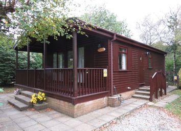 Thumbnail 2 bed lodge for sale in Moorview, Modbury, Ivybridge