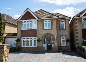 Thumbnail 4 bedroom detached house for sale in St. Aubins Avenue, Sholing