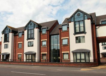 Thumbnail 3 bed flat for sale in Parkview Apartments, North Hykeham, Lincoln