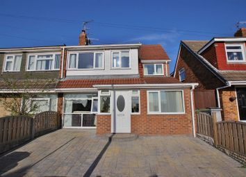 Thumbnail 5 bed semi-detached house for sale in Pleasington Close, Prenton, Wirral