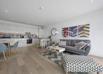 Thumbnail 2 bed flat for sale in Masthead House, Royal Wharf