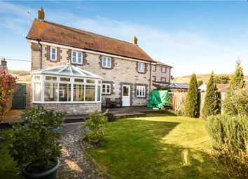 Thumbnail 4 bed detached house for sale in Mission Hall Lane, Sutton Poyntz, Weymouth, Dorset