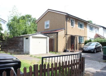 Thumbnail 3 bed semi-detached house for sale in Mepham Crescent, Harrow