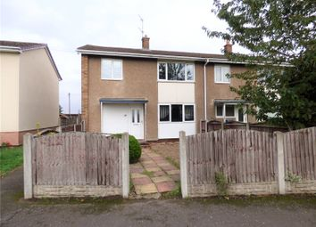 Thumbnail 3 bed semi-detached house for sale in Bankwood Crescent, New Rossington, Doncaster