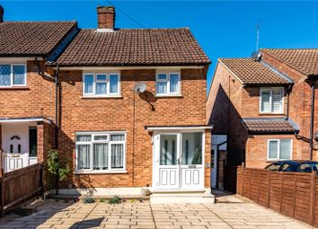 Thumbnail 4 bed end terrace house for sale in Farmers Close, Garston, Hertfordshire
