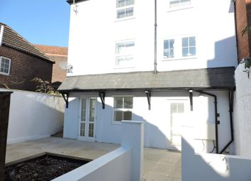 Thumbnail 1 bedroom flat to rent in Cow Lane, Castle Street, Portchester, Fareham