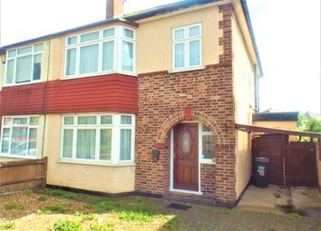 Thumbnail 3 bed semi-detached house to rent in Hatton Road, Feltham
