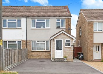 3 bed semi-detached house for sale in Freegrounds Road, Hedge End, Southampton SO30