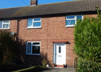 Thumbnail 3 bed terraced house for sale in Mercia Road, Newark
