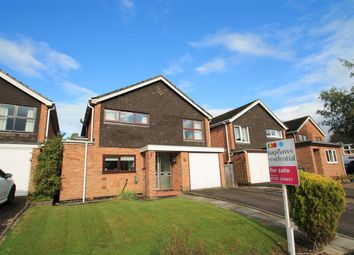 Thumbnail 4 bed detached house for sale in Derwent Gardens, Ashbourne