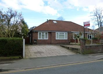 Thumbnail 3 bed bungalow to rent in Hope Road, Sale