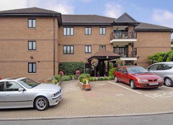 Thumbnail 2 bed flat for sale in Regency House, Finchley N3,