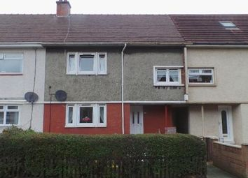 Thumbnail 3 bed terraced house for sale in Wellington Place, Coatbridge
