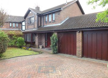 Thumbnail 3 bed detached house for sale in Slayley View, Clowne, Chesterfield