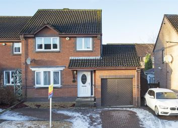 Thumbnail 3 bed semi-detached house for sale in Thriepland Wynd, Perth