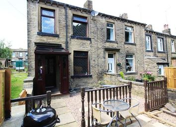 Thumbnail 3 bedroom end terrace house for sale in Seed Hill Terrace, Mixenden, Halifax