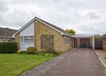 Thumbnail 3 bed detached bungalow for sale in Benford Road, Hoddesdon, Hertfordshire