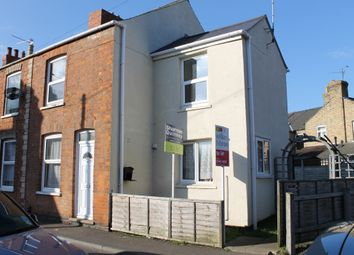 Thumbnail 3 bed end terrace house to rent in Milner Road, Wisbech