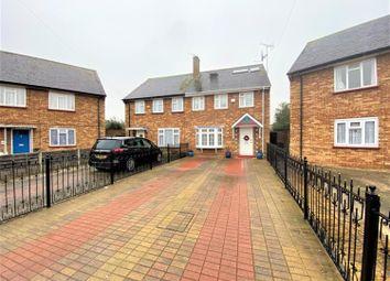 St Paul Close, Uxbridge, Middlesex UB8. 3 bed semi-detached house for sale