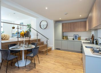 Thumbnail 1 bed flat for sale in Church Gardens, Dorking