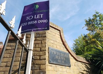 Thumbnail 2 bedroom end terrace house to rent in Twycross Mews, Greenwich, London