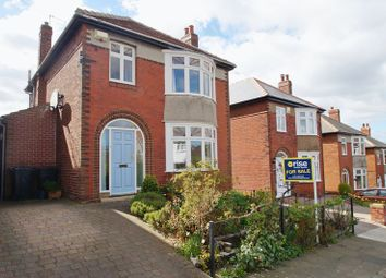 Thumbnail 3 bed detached house for sale in Springwell Avenue, Durham