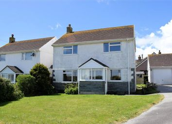 Thumbnail 3 bed detached house for sale in Penmeneth, Trewennack, Nr. Helston