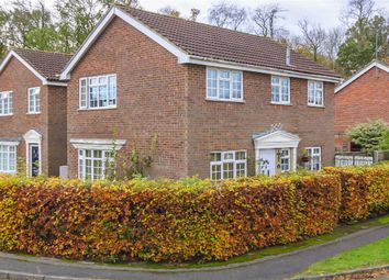 Thumbnail 4 bed detached house for sale in Sylvandale, Welwyn Garden City, Hertfordshire