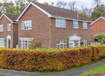 Thumbnail 4 bedroom detached house for sale in Sylvandale, Welwyn Garden City, Hertfordshire