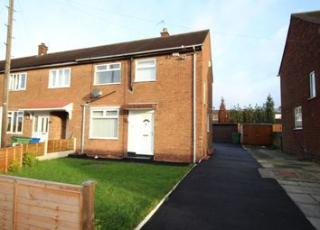 Thumbnail 2 bed semi-detached house to rent in Yeardsley Close, Bramhall, Stockport