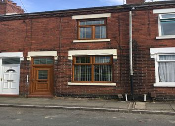 Thumbnail 3 bed terraced house for sale in Thomas Street, Packmoor, Stoke-On-Trent