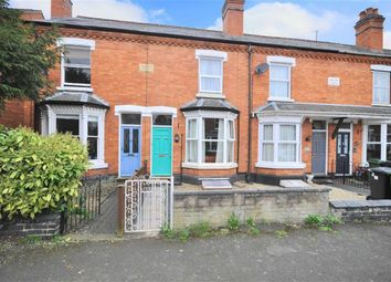 Thumbnail 2 bed terraced house for sale in Foley Road, Worcester