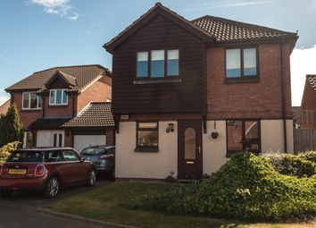Thumbnail 4 bed link-detached house for sale in Foxcote, Longlevens, Gloucester